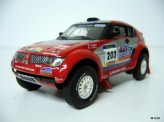 SOLIDO 1:43 Mitsubishi Pajero Evolution 2004