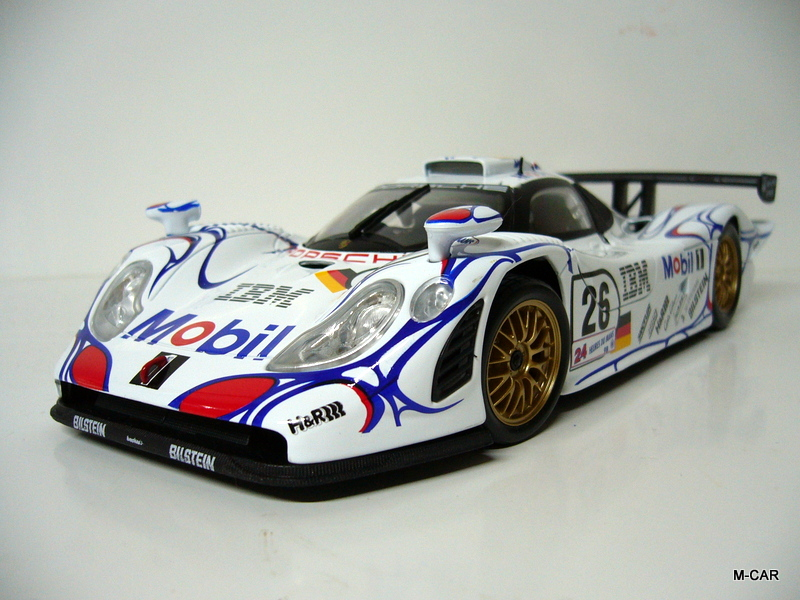 maisto 1 18 porsche 911 gt1 le mans 1998 produkty. Black Bedroom Furniture Sets. Home Design Ideas