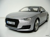 MINICHAMPS 1:18 Audi TT Coupe 2014